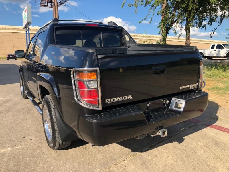 Honda Ridgeline 2006 price $10,995