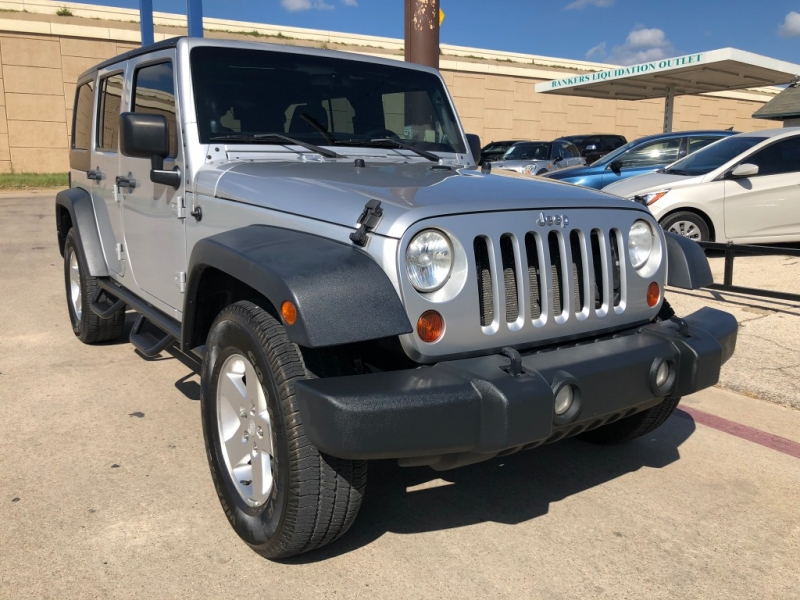 Jeep Wrangler Unlimited 2011 price $20,995