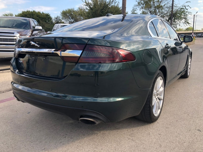 Jaguar XF 2012 price $12,995