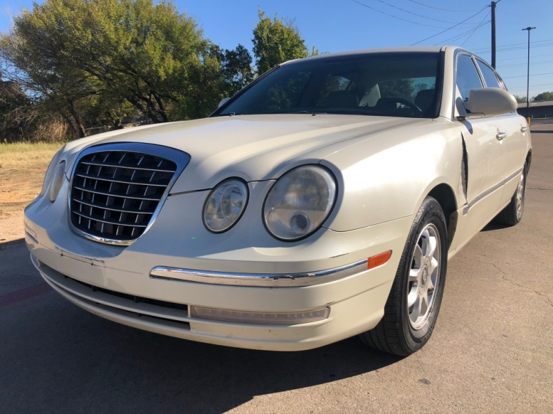 Kia Amanti 2004 price $2,500