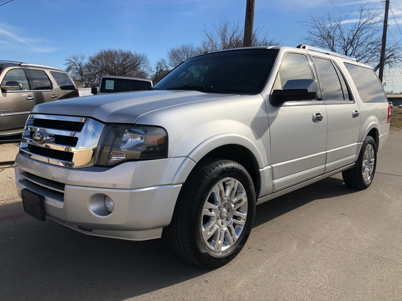 Ford Expedition EL 2013 price $16,995