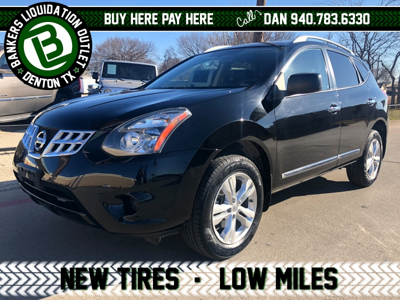 Nissan Rogue Select 2015 price $13,995
