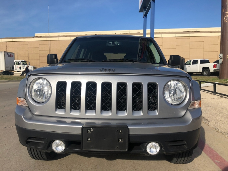Jeep Patriot 2017 price Sold