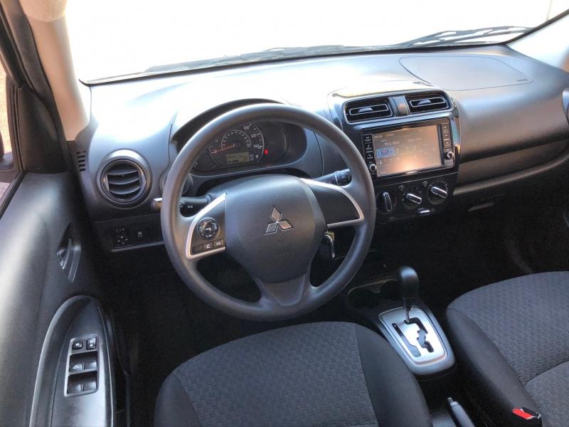 Mitsubishi Mirage 2018 price Sold
