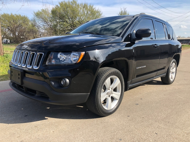 Jeep Compass 2016 price $12,995