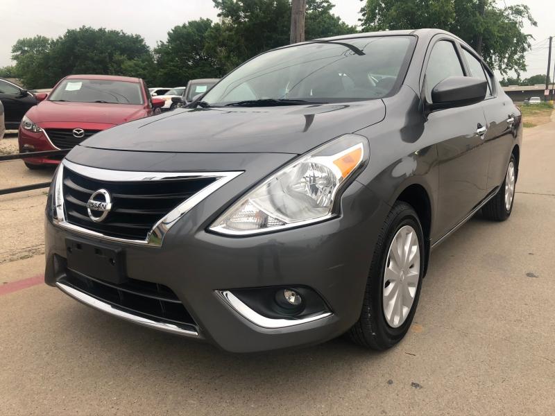 Nissan Versa 2016 price $11,995