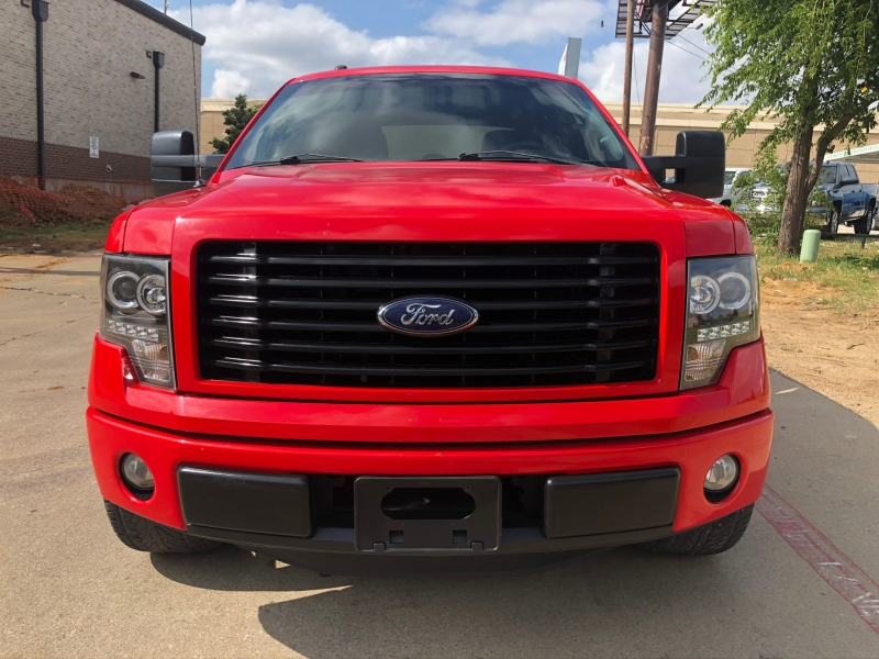 Ford F-150 2014 price Sold