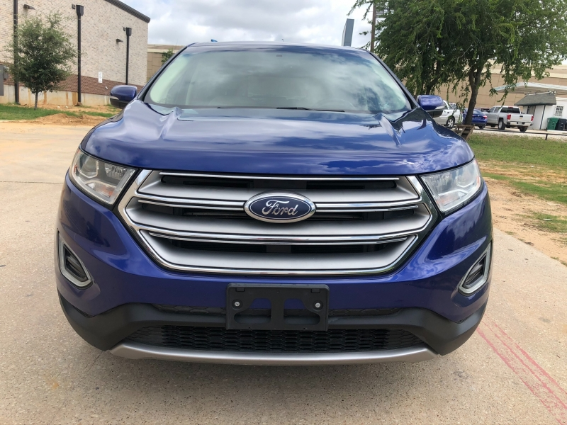 Ford Edge 2015 price Sold
