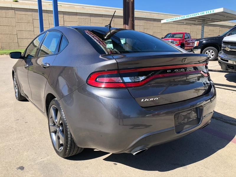 Dodge Dart 2015 price $12,995