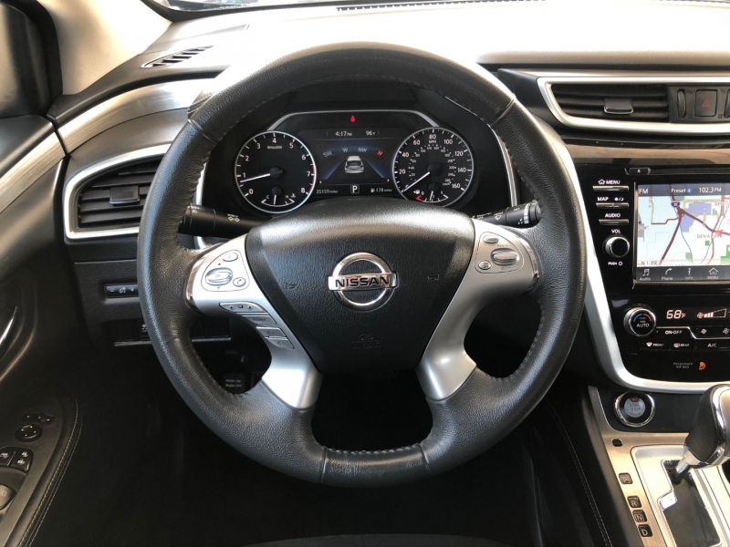 Nissan Murano 2017 price $21,995