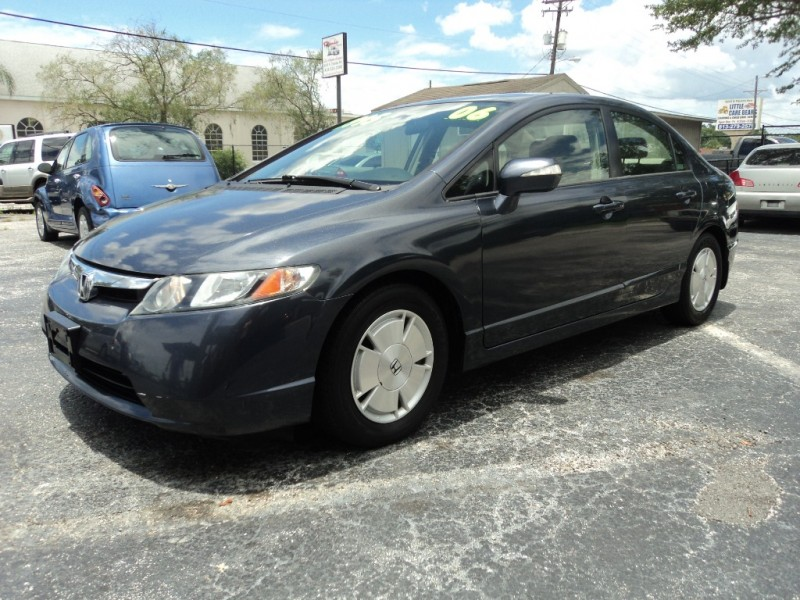 2006 Honda Civic Hybrid