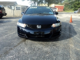 Honda Civic Cpe 2010
