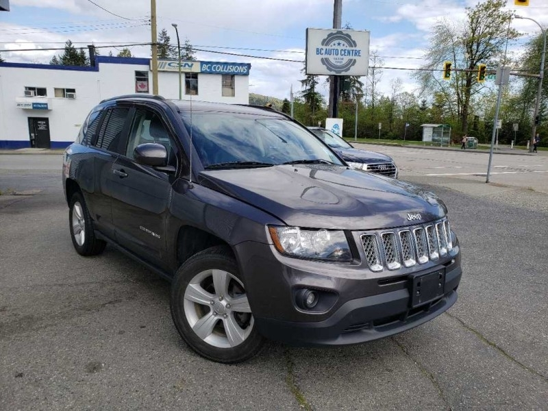 Jeep Compass 2016 price $19,857