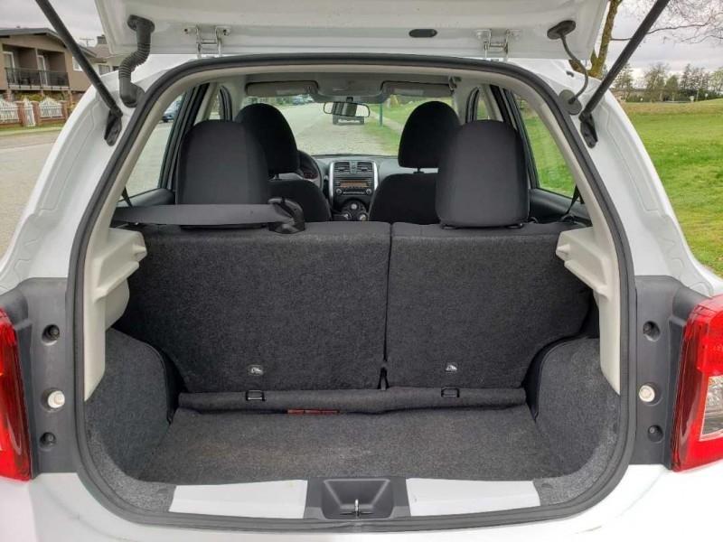 Nissan Micra 2016 price $9,999