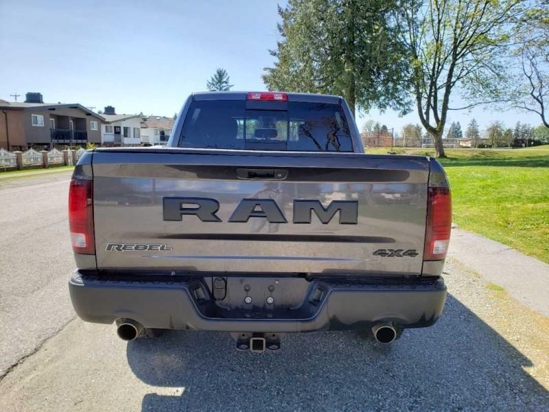 Ram 1500 2018 price $43,999