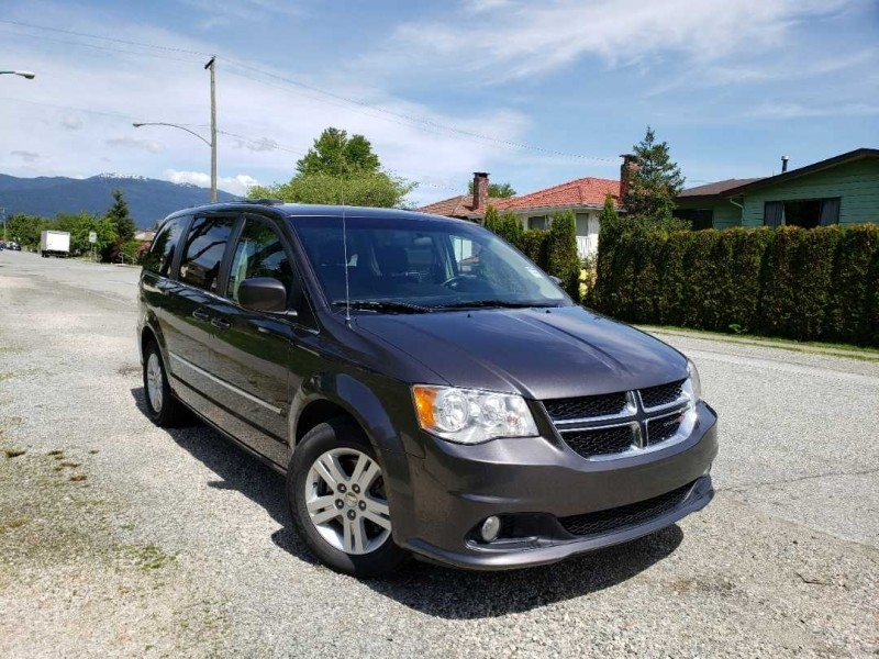 Dodge Grand Caravan 2017 price $19,995