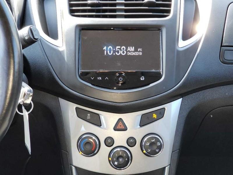 Chevrolet Trax 2013 price $11,898