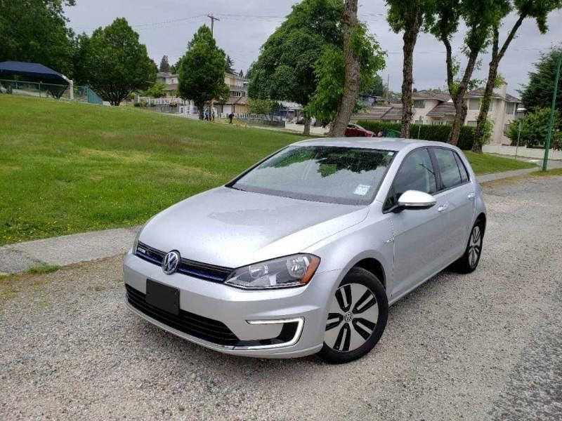 Volkswagen e-Golf 2016 price $24,500