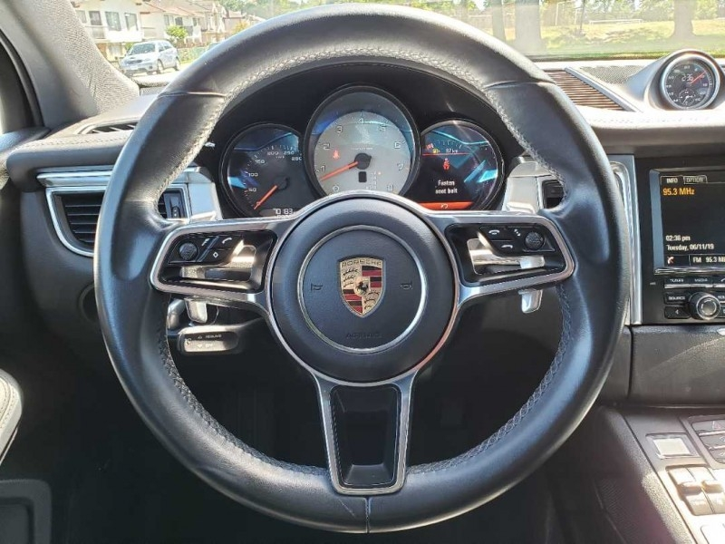 Porsche Macan 2016 price Call for Pricing.