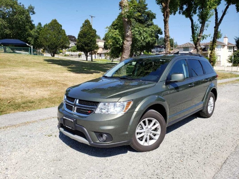 Dodge Journey 2017 price $19,995