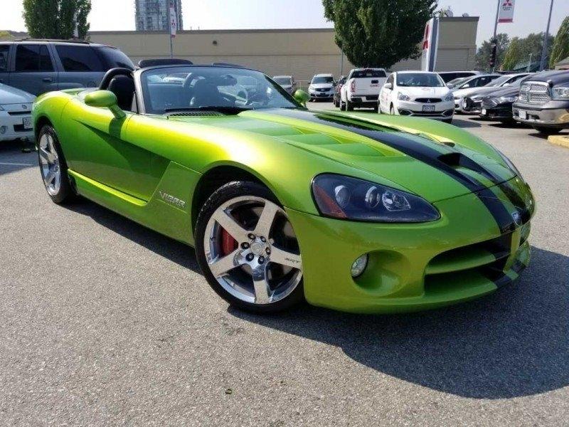 Dodge Viper 2008 price $67,888