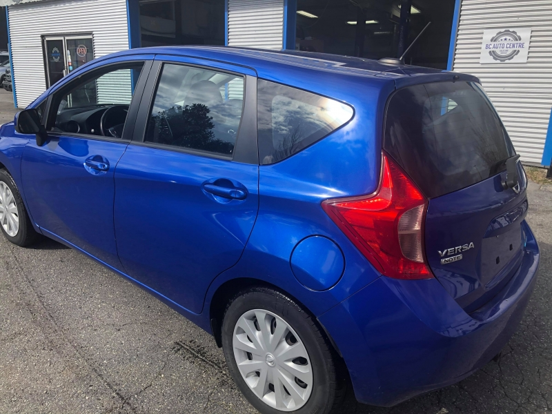 Nissan Versa Note 2014 price $10,995