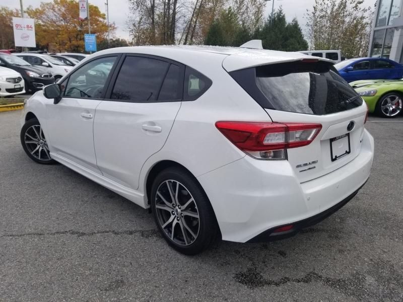 Subaru Impreza 2019 price $25,995