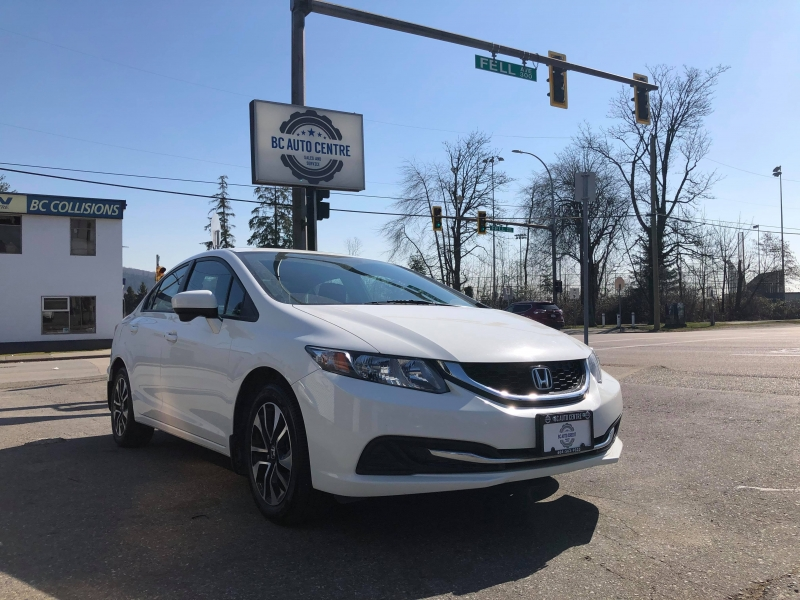 Honda Civic Sedan 2015 price $14,595