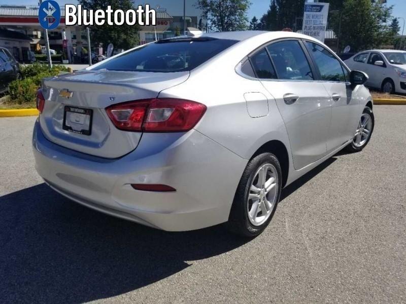 Chevrolet Cruze 2018 price $15,995