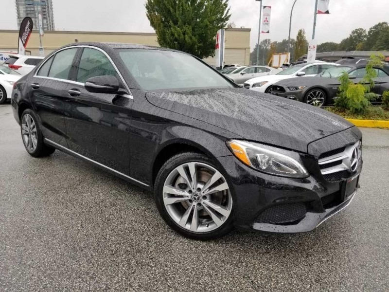 Mercedes-Benz C-Class 2018 price $36,888