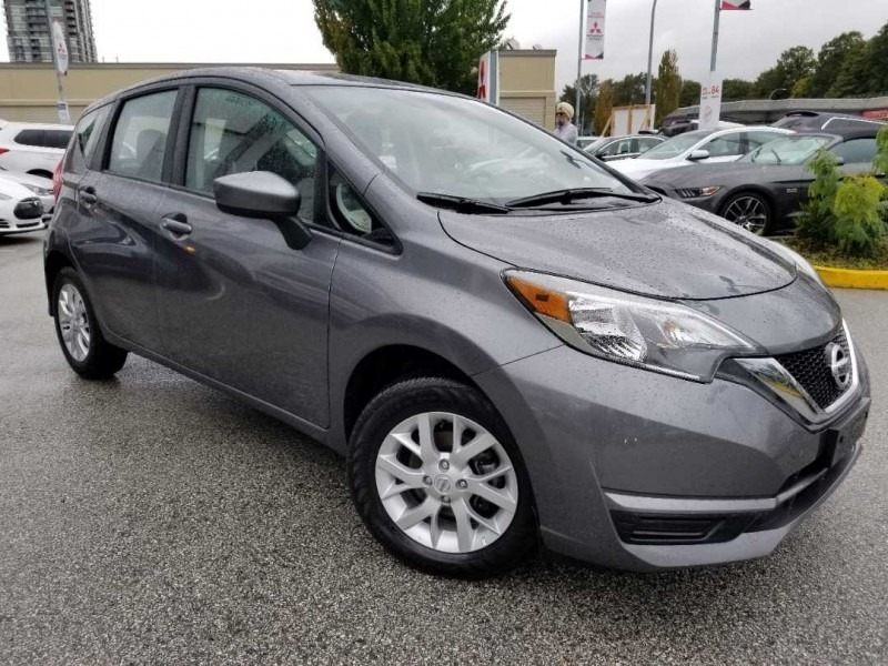 Nissan Versa Note 2018 price $14,995