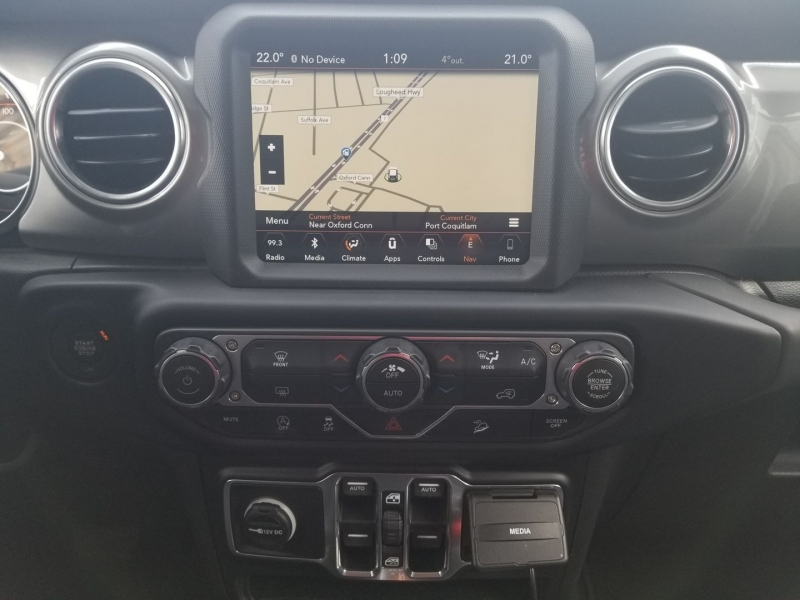 Jeep Wrangler Unlimited 2019 price $49,995