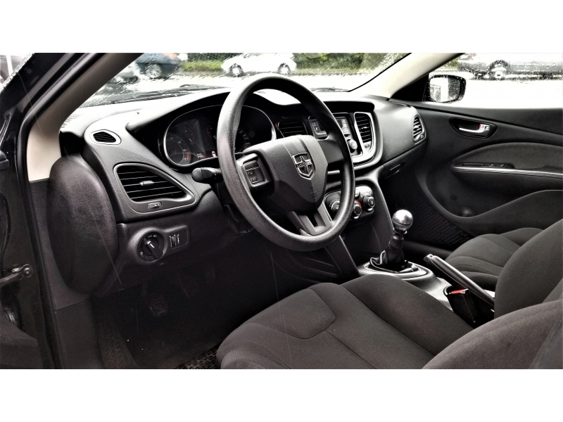 Dodge Dart 2013 price $8,995