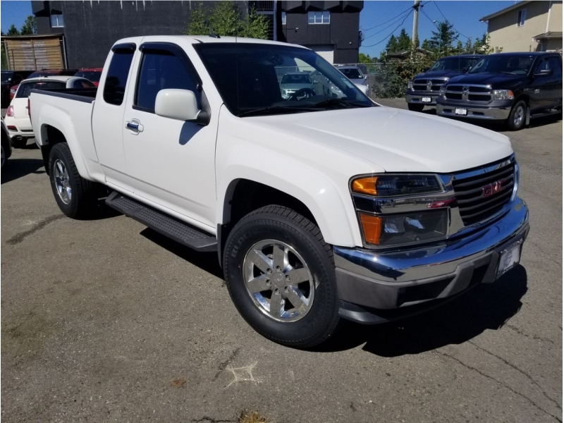 GMC Canyon 2011 price $12,995