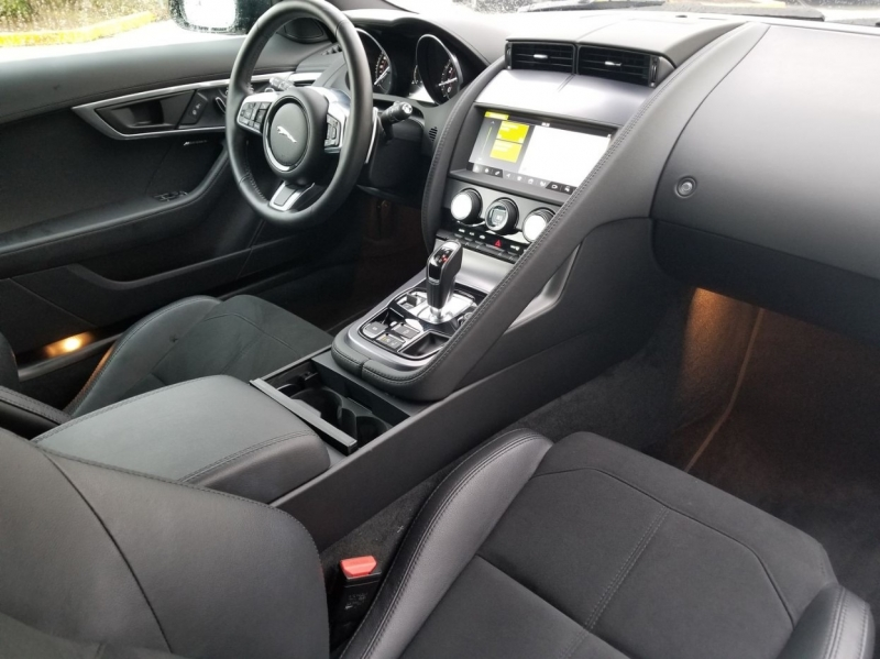 Jaguar F-Type 2019 price $59,888