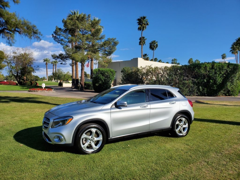 MERCEDES-BENZ GLA 2019 price $26,400