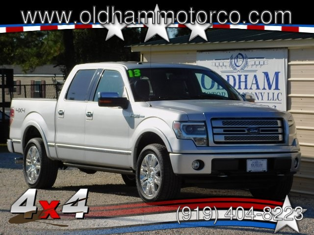 2013 ford f 150 platinum supercrew inventory oldham