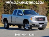GMC Sierra 2500HD 2011