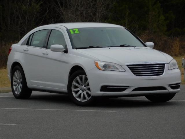 2012 Chrysler 200-Series