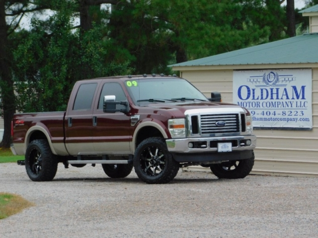 2009 Ford Super Duty F-250 SRW