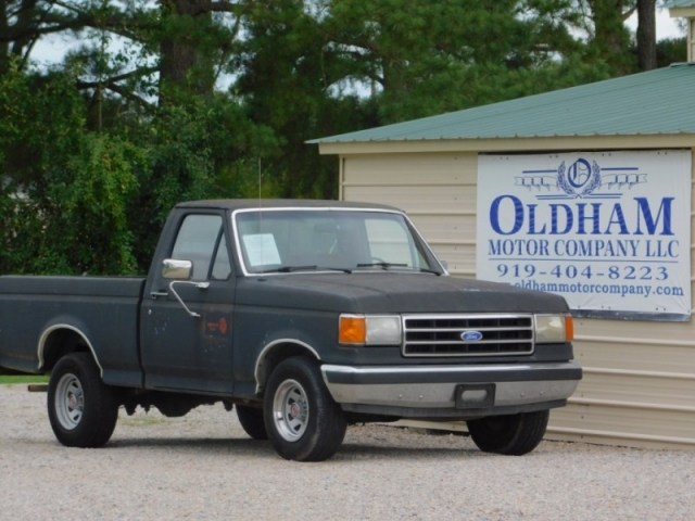 1988 Ford 1/2 Ton Trucks