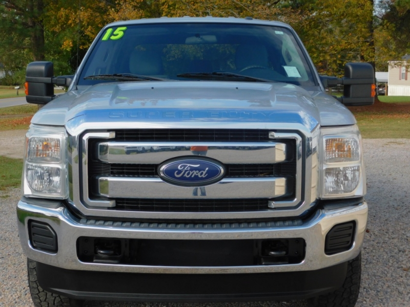Ford Super Duty F-350 SRW 2015 price $24,800