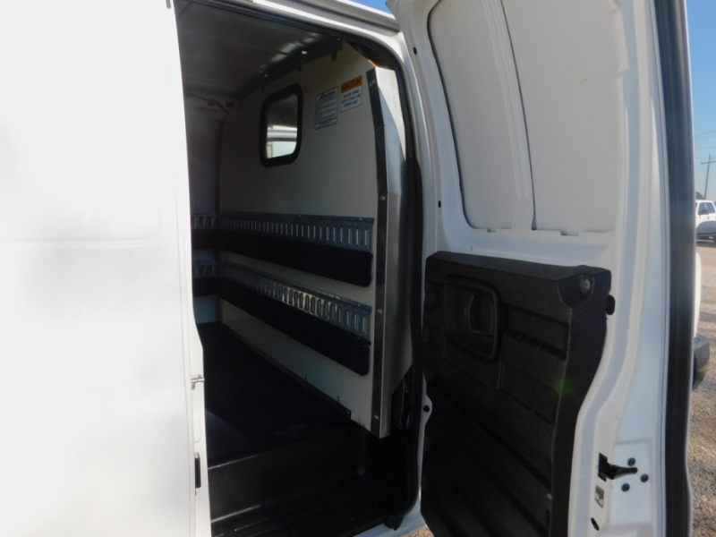 Chevrolet Express Cargo Van 2015 price $15,800