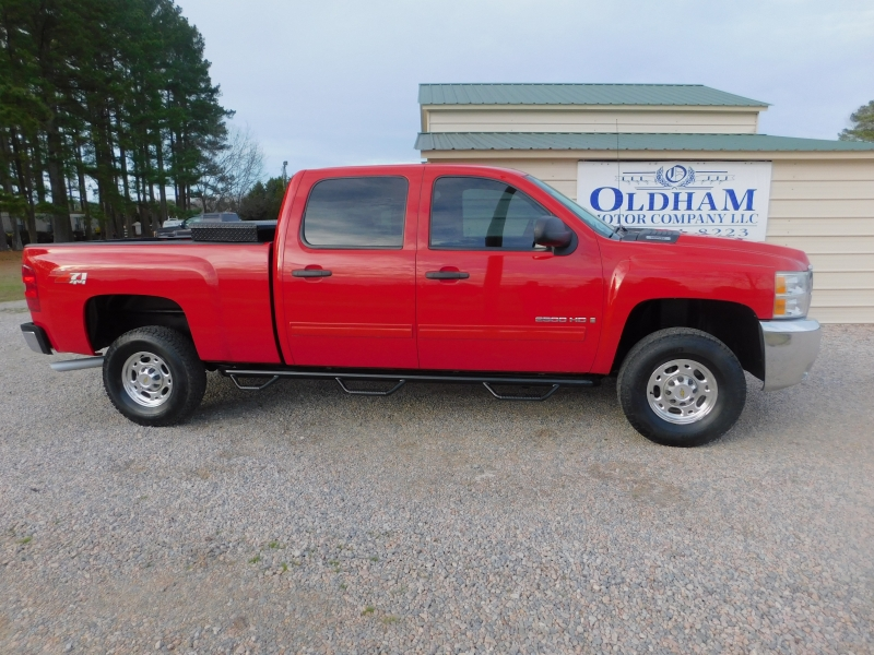 Chevrolet Silverado 2500HD 2009 price $20,500