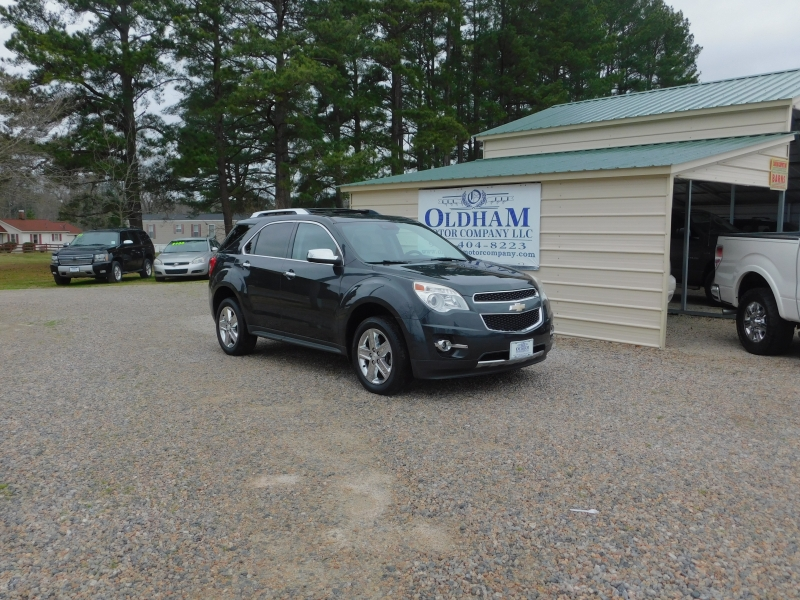 Chevrolet Equinox 2014 price $15,900