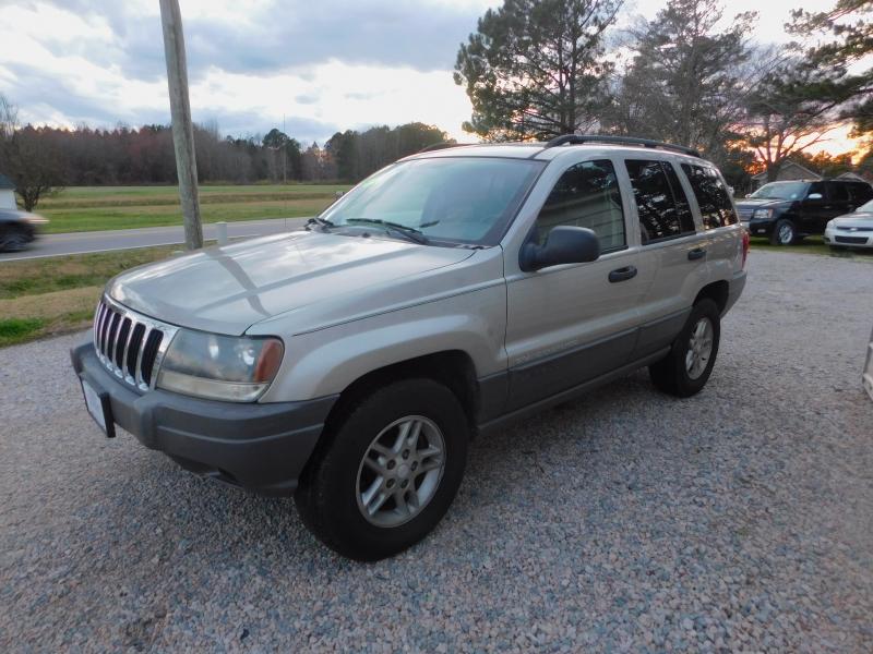 Jeep Grand Cherokee 2003 price $3,595