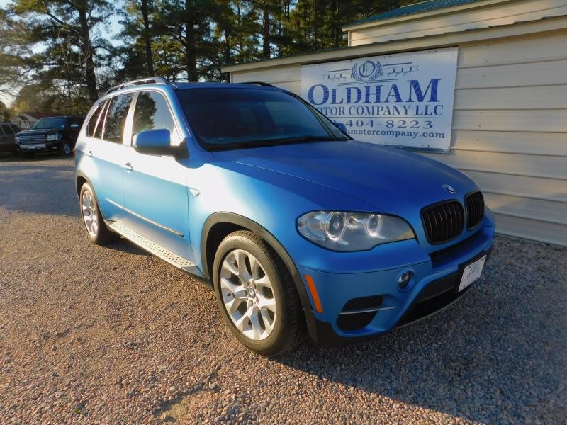 BMW X5 2012 price $10,900