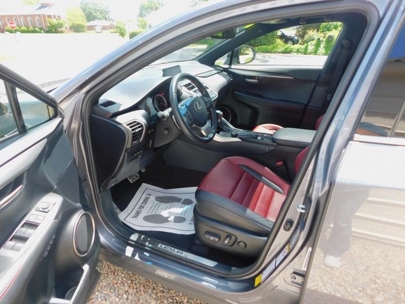 Lexus NX 200t 2016 price $18,600