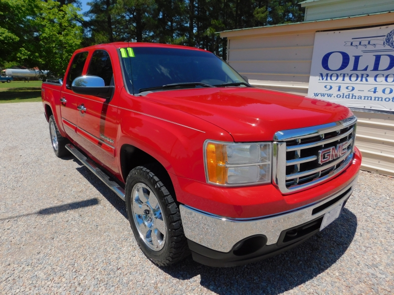 GMC Sierra 1500 2011 price $16,500