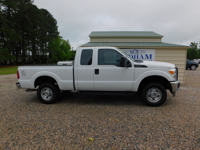Ford Super Duty F-250 SRW 2016 price $21,500